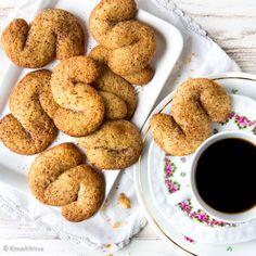 Kaneliässät | Reseptit | Kinuskikissa Finnish Recipes, Doughnut, French Toast, Food And Drink, Pie, Sweets, Cookies, Baking, Breakfast