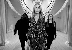 Pin for Later: 22 Reasons Why American Horror Story's Actresses Deserve Their Emmy Nominations When Sarah Paulson came in like a wrecking ball as Cordelia Foxx. She got it from her mama.