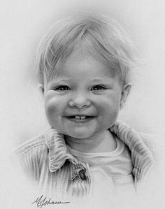 Sztuka przez Melissa Johnson - gotowe! Ostateczny obraz w niemowlęcym projektu Emma