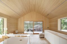 House H : a' House / Hirvilammi Architects, © Jussi Tiainen