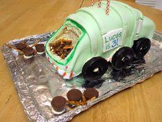 garbage man theme birthday - Google Search