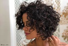 22 Perms for Short Hair That are Super Cute Think you deserve some luxurious locks? These in-demand options are all yours to choose from. Perm For Thin Hair, Spiral Perm Short Hair, How To Curl Short Hair, Short Thin Hair, Short Hair Updo, Loose Perm Short Hair, Perms For Medium Hair, Layered Curly Hair, Loose Wave Perm