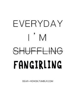 Lol haha funny pics / pictures / FANGIRL / SO TRUE!!