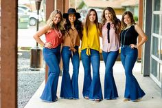 Flare Jeans Outfit, Jeans Outfit Summer, Flare Pants, Country Style Outfits, Southern Outfits, Country Fashion, Picture Outfits, Cute Outfits, Girly Outfits