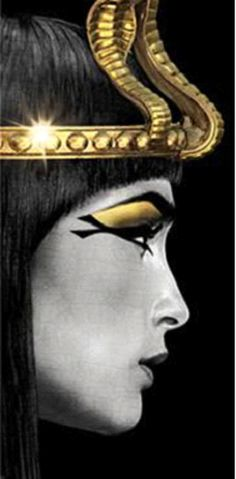 Did you know that Cleopatra made her lipstick from crushed beetles, which gave it a red pigment, and ants which she used for the base. Find more @ http://www.stylecraze.com/articles/a-complete-history-of-lipstick/