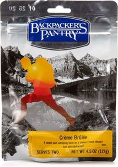 Satisfy your hunger with a hearty helping of Backpacker's Pantry Baco Cheddar mashed potatoes. Freeze Dried Meat, Freeze Drying Food, Vegetable Medley, Backpacking Food, Hiking Food, Couscous Salad, Creamy Mashed Potatoes, Dehydrated Food, Creme Brulee