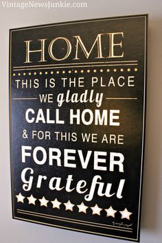 Home Quotes And Sayings Family Pallet Signs 38 Ideas Home Quotes And Sayings, Faith Quotes, Cute Quotes, Best Quotes, Fun Sayings, Thanksgiving Quotes, Card Sentiments, White Cottage, Home Upgrades