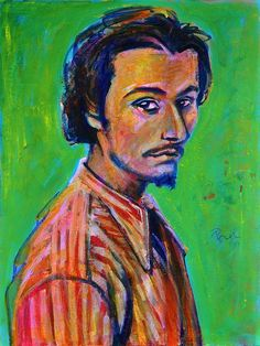 74 best painting project references images on pinterest art ideas lilithsplace portrait of henri gaudier brzeska 2014 bill rangel henri gaudier brzeska was a french artist and sculptor fandeluxe Images