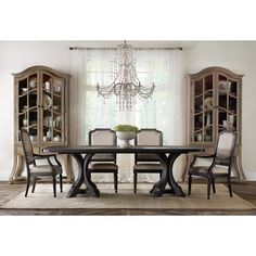 Found it at Wayfair - Corsica Extendable Dining Table