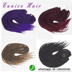 "3D Cubic Twist Crochet Braids Ombre 22"" 120g/pack Ombre Crochet Braid Hair Extensions High Quality Kanekalon Braids Hair"