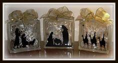 Homemade Nativity - Bing Images