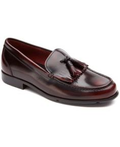 Rockport Classic Tassel Loafers