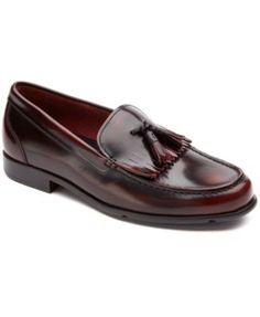Rockport Classic Tassel Loafers
