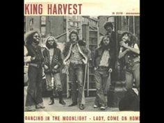 """▶ King Harvest - A Little Bit Like Magic [Formed by a group of 4 American expatriates in Paris 1970. Although the band had a constantly fluctuating membership, it always included its four core co-founders: Dave """"Doc"""" Robinson (lead vocals/bass/keyboards), Ron Altbach (keyboards), Ed Tuleja (guitar), and Rod Novak (saxophone).] `j"""
