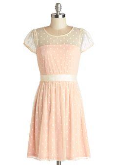 Endearing Engagement Dress