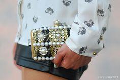 Embellished Clutch | CYO