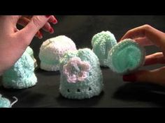 Crochet preemie caps and blankets.  Video by bobwilson123 (Clare) in support of a friend.  Examples and advice given on how to make beanies and blankets for donation to hospitals for tiny infants in NICU, or for burial or memory boxes.  The caps should be made from a thin, soft yarn with limited fuzz, just look in the baby section, and should be small enough to fit the size of a lemon and have the ability to stretch well.  Contact your local hospital for their specific needs.