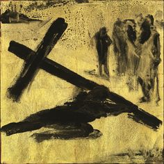 Audrey Anastasi-The Stations of the Cross,