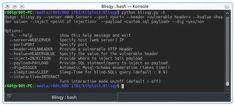 Blisqy - Exploit Time-based blind-SQL injection in HTTP-Headers (MySQL/MariaDB).