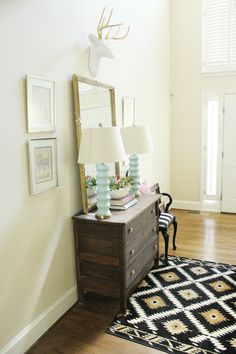 Updated Entryway and Bringing Spring In!! | Style Your Senses