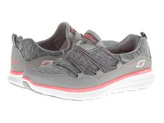 SKECHERS Asset Play Gray/Charcoal - Zappos.com Free Shipping BOTH Ways