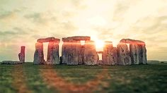"""discovergreatbritain: """" Stonehenge, Wiltshire, England. Find out more about Stonehenge """" I stood there just about four weeks ago *sigh*"""