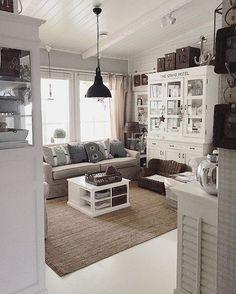 Have a lovely evening♡ #livingroom #rivieramaison #paradisetinterior…