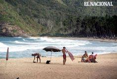 Choroní, en el estado Aragua. (HENRY DELGADO / ARCHIVO EL NACIONAL)
