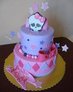 Monster High Cake by Roscoe Bakery