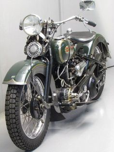 Harley Davidson 1936 VL 1200 cc