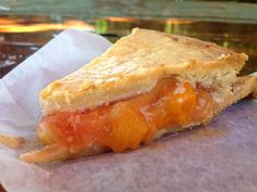 Who Can Say No to Pies By Grandpa? - Biting Commentary - June 2015 - Honolulu, HI