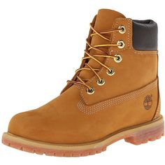 """Timberland 6"""" Premium Waterproof, Women's Boots ($195) ❤ liked on Polyvore featuring shoes, boots, women shoes, famous footwear, water proof boots, chukka boots and timberland footwear"""