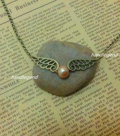 Harry Potter Golden Snitch Necklace