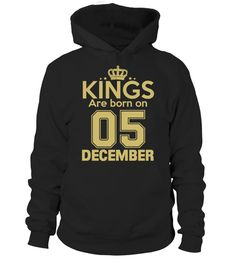 KINGS ARE BORN ON 05 DECEMBER