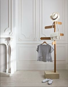 coat rack. would love it painted with our favorite places to visit
