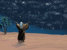 http://www.mssscrafts.com/oldtestament/abraham.htm for ideas on how to teach Abraham and other bible stories.