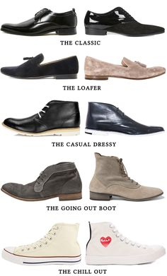 the shoe guide