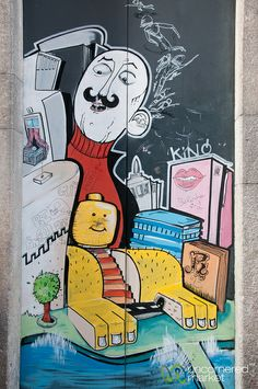 Porto Street Art - Portugal | Flickr - Photo Sharing!