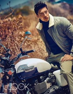 "Daniel Henney, who is currently busy with the CBS show ""Criminal Minds: Beyond Borders"" looks relaxed and casual, giving us the feeling of Autumn in the upcoming October 2016 issue of J…"