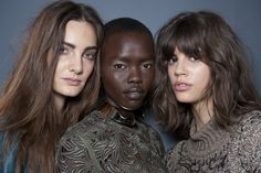 Rachel Roy Fall '13- Fashion Week with Bobbi Brown Cosmetics #Bobbi4RR