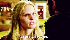 """I can't lose you too."" Emma - 6 * 3 ""Rocky Road"" #CaptainSwan"