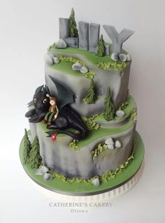 Toothless & Hiccup