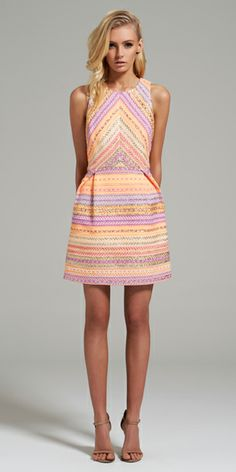 #PeterPilotto #pastels #trend   I do love sorbet!