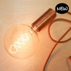 Aqua (copper cord) - NUD Collection