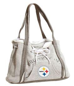 Officially Licensed Steelers Hoodie Purse