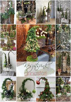 Grincsfa, manósipka vagy manófa bárhogyan is nevezzük, az ünnepi időszak egyik legbohókásabb, kunkorodó végű dekorációjáról van szó. Már a tavalyi szezonban is hódítottak, s ez idén sincs másként! Ezt az örökzöldekből álló stilizált karácsonyfát akár mi magunk elkészíthetjük otthon, mutatom is,…