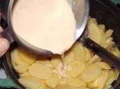 Gratin de pommes de terre à l'ancienne - Etape 4