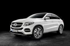 Mercedes GLE Купе