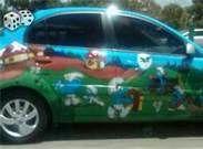 smurfs cars - Bing Images