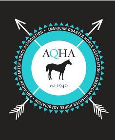 AQHA Arrow Logos Design Your Shirt, Horse Riding Clothes, Arrow Logo, American Quarter Horse, Horses, Lettering, Logos, Store, Logo